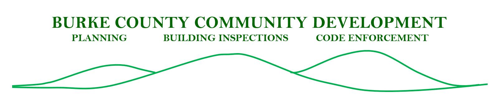 Community Developement Header